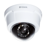 D-Link Dome IP Camera Day and Night